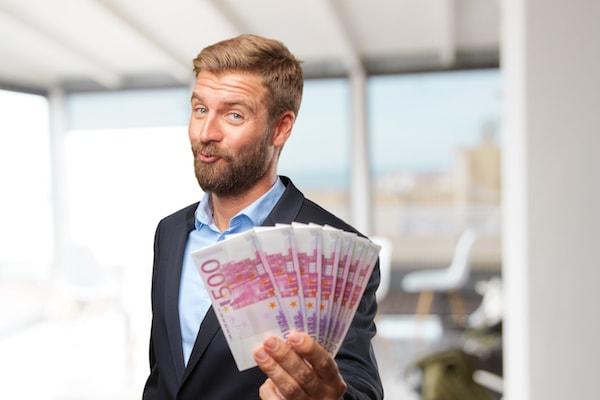 Cashback overstappen energieleverancier