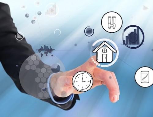 Energie besparen door smart home