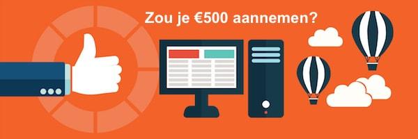 Meer dan 500 euro per jaar minder betalen voor je alles in 1 pakket