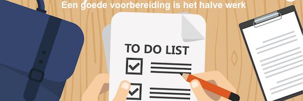 Afbeelding - checklist | VBEL.NL